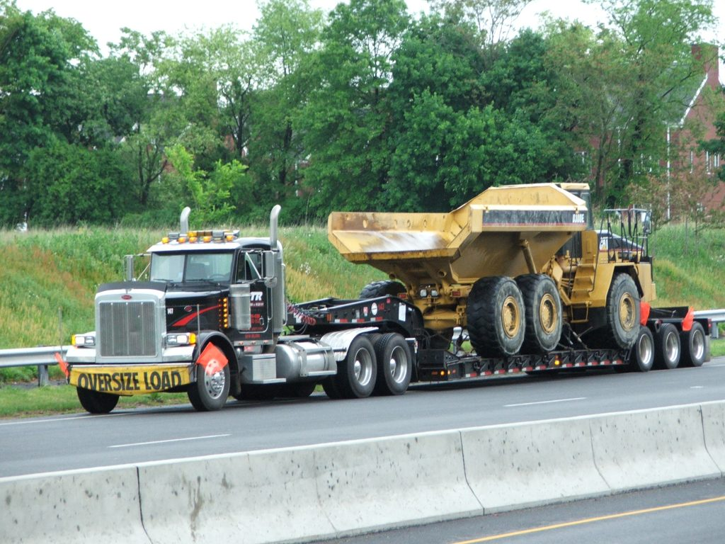 Mike's Towing & Recovery Equipment Transport Division guarantees a safe & speedy delivery for every customer every time with our state-of-the-art fleet